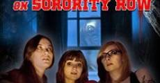 Película Haunted House on Sorority Row