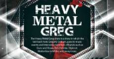 Película Heavy Metal Greg