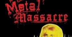 Ver película Masacre del Heavy Metal