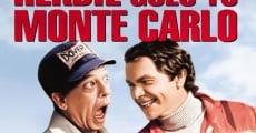Película Herbie en el Gran Prix de Montecarlo