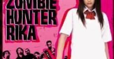 Ver película High School Girl Rika: Zombie Hunter