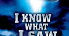 Filme completo I Know What I Saw