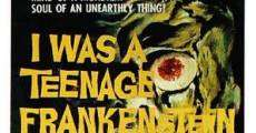 Filme completo I Was a Teenage Frankenstein