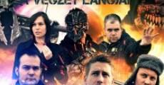Película Idõugrók 4: A végzet lángjai