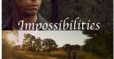Película Impossibilities