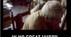 In No Great Hurry: 13 Lessons in Life with Saul Leiter (2014) stream