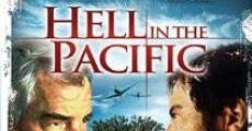 Hell in the Pacific film complet