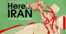 Película Inja Iran