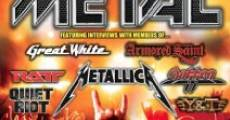 Película Inside Metal: The Pioneers of L.A. Hard Rock and Metal