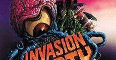 Película Invasión de la tierra: Los aliens están aquí