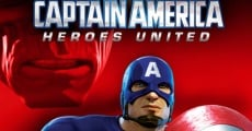 Película Iron Man and Captain America: Heroes United