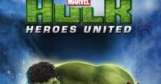Iron Man & Hulk: Heroes United (Ironman and Hulk Heroes United) (2013) stream