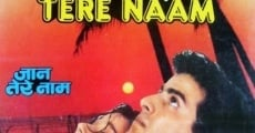 Película Jaan Tere Naam