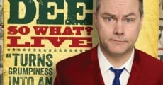 Filme completo Jack Dee: So What? Live