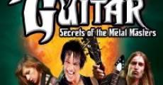 Película Jam Heavy Metal Guitar: Secrets of the Metal Masters