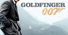Película James Bond contra Goldfinger