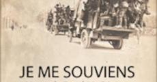 Je me souviens: 100 ans du Royal 22e Régiment streaming