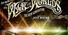 Película Jeff Wayne's Musical Version of the War of the Worlds Alive on Stage! The New Generation