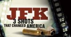 Película JFK: 3 Shots That Changed America