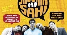Película Jhootha Hi Sahi