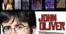 Película John Oliver: Terrifying Times