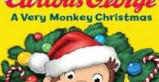 Filme completo Curious George: A Very Monkey Christmas