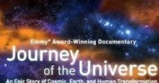 Película Journey of the Universe