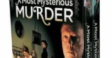 Filme completo Julian Fellowes Investigates: A Most Mysterious Murder - The Case of George Harry Storrs