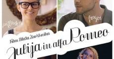 Película Julija in alfa Romeo