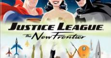 Película Justice League: The New Frontier