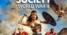 Filme completo Justice Society: World War II