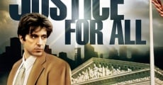 And Justice for All film complet