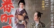 Película Kaidan Banchô sara-yashiki