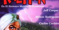 Kalimán en el siniestro mundo de Humanón