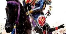 Filme completo Kamen raidâ × Kamen raidâ Gaimu & Wizâdo: Tenka wakeme no Sengoku Movie daigassen
