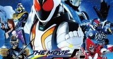 Película Kamen Rider Fourze - La Película: ¡Todo el mundo, es la hora espacial!