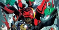 Película Kamen Rider OOO & Den-O Todos los Riders: ¡Vamos KAMEN RIDERS!