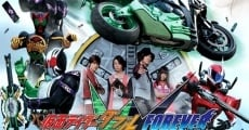 Película Kamen Rider W Forever: A to Z /Las Memorias Gaia del destino