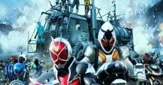 Película Kamen Rider X Kamen Rider Wizard & Fourze - Movie Taisen Ultimatum