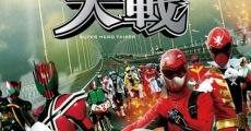 Película Kamen Rider x Super Sentai: Super Hero Taisen