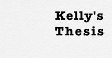 Ver película Tesis de Kelly