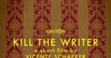 Película Kill the Writer