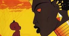 Película Kirikú y la bruja
