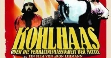 Película Kohlhaas or the Proportionality of Means