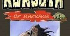 Korgoth of Barbaria film complet