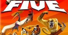 Filme completo Kung Fu Panda: Os Segredos dos Cinco Furiosos