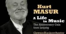 Película Kurt Masur: A Life in Music