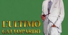 Película L'ultimo gattopardo: Ritratto di Goffredo Lombardo