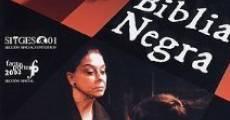 Película La biblia negra