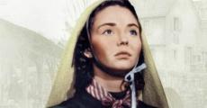Película La canción de Bernadette